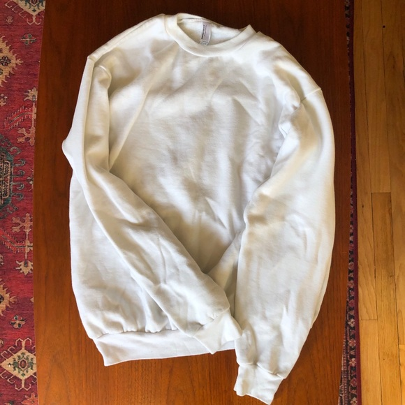 American Apparel Other - American Apparel white sweater